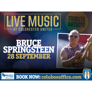 Bruce Springsteen Live Music Tribute!