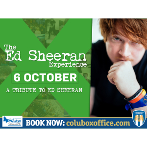 The Ed Sheeran Experience!