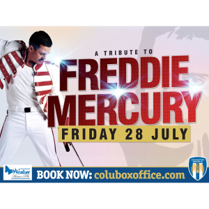 Freddie Mercury Tribute!