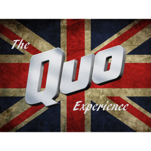 The Quo Experience 'live' at The Mercury Theatre, Colchester