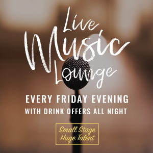 Live Music Lounge @ SkyFall Restaurant Hove