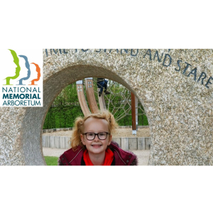 Journey of Discovery - Half Term Fun at the National Memorial Arboretum