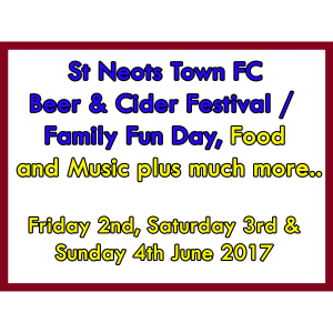 Beer & Cider Festival / Family Fun Day Plus much more