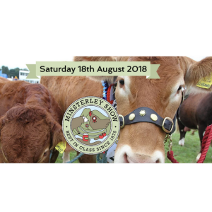 Minsterley Show 2018