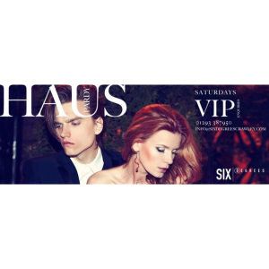Haus Pardy 10/06/17