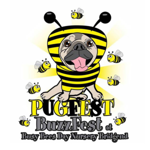 PugFest BuzzFest at Busy Bees Day Nursery Bridgend!