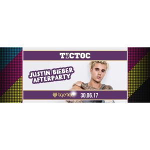 Justin Bieber AFTER PARTY // TIC TOC Friday's @ Tiger Tiger