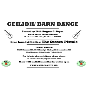 Ceilidh (Barn Dance