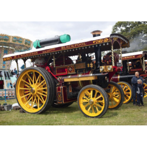 Shrewsbury Steam Rally 2018