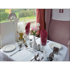 The Quantock Belle Dining Train