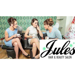 Jules Hair and Beauty at Vintage at The Dock Museum