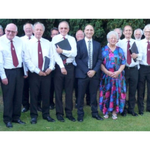 KNOWLE MALE VOICE CHOIR GALA CHARITY CONCERT