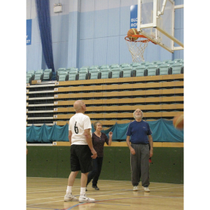 Walking Basketball for Over 50's