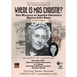 Where is Mrs Christie?
