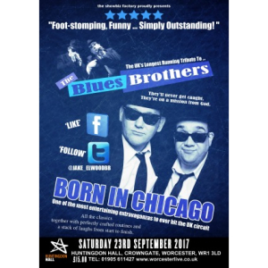 Born In Chicago- Tribute to The Blues Brothers