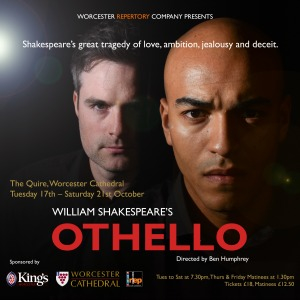 Worcester Repertory Company Presents - Othello
