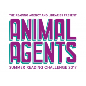 Animal Agents, Summer Reading Challenge 2017