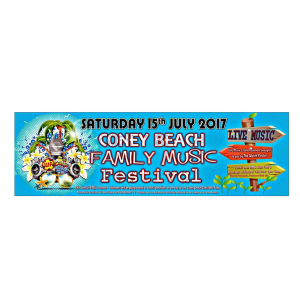 Coney Beach Family Music Festival