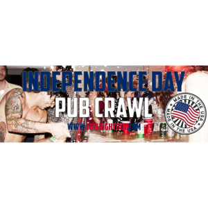 The Independence Day Pub Crawl