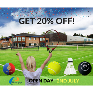 Parklangley Racquets and Gym club Open Day