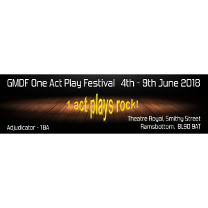 GMDF 2018 One Act Play Festival