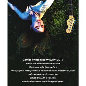 Cambs Photography Event