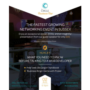 Networking: The Circle Business Bar August 2017