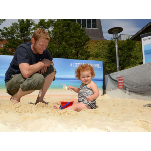 Life's a Beach at Touchwood