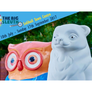 The Big Sleuth Comes to Solihull!