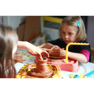 Anything but Gray - Children's Pottery Making & Decorating