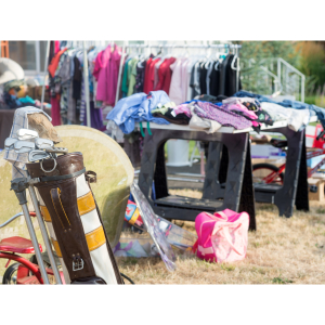 ANNUAL BROCKWOOD PARK CAR BOOT SALE