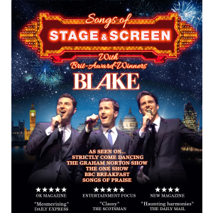 Blake - Song's of Stage and Screen