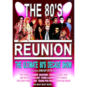 The 80's Reunion - Pavilions Teignmouth