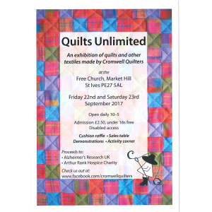 Quilts Unlimited