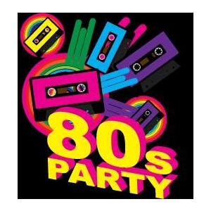 Back to the 80's Disco Party Night@ The Mary Rose