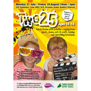 Two25 Youth Club