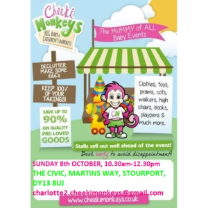 BIG Baby and Childrens Autumn Market