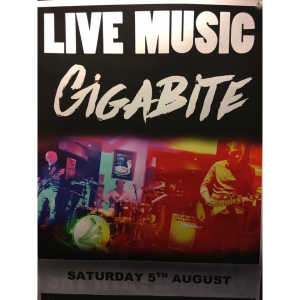 Gigabite Live @ The Mary Rose Walsall