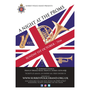 A Night at the Proms, Deepcut