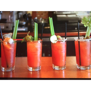 Bloody Mary Sunday Brunches at Aromatic Bar in Sutton Coldfield