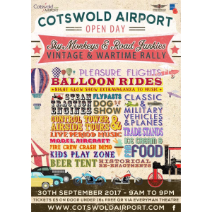 Cotswold Airport Open Day