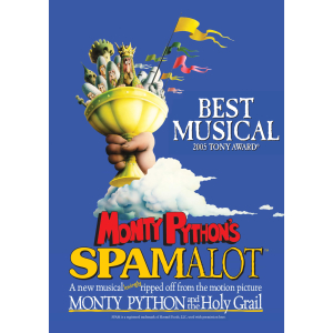 Spamalot in Shrewsbury