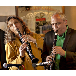 Jazz at Chickenshed - The Clarinet Maestros