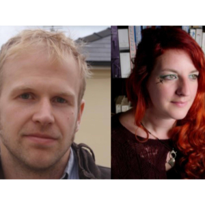Penned On The Bont: Tyler Keevil & Susie Wild