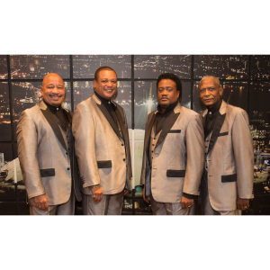 The Stylistics Live in Shrewsbury