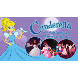 Cinderella at The Dancehouse Theatre, Manchester