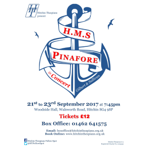HMS Pinafore In Concert