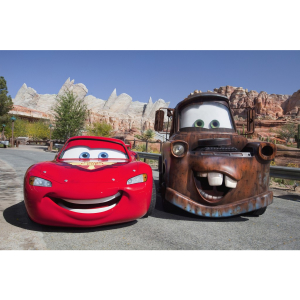 Autism friendly screening: Cars 3