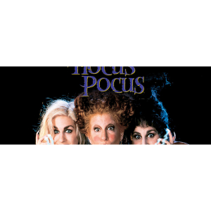 Hocus Pocus Intimate Cinema Screening On Halloween