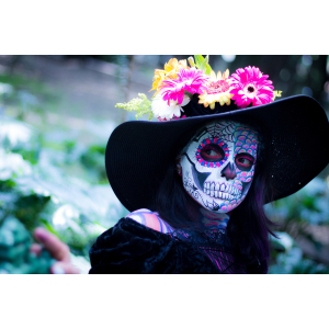 Day of the Dead in Shrewsbury